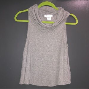 Urban outfitters cowl neck sleeveless shirt size m